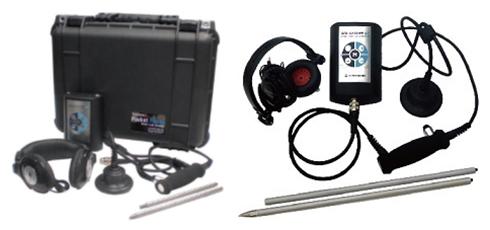 超高性能 デジタル式小型漏水探索機 ポケットフォン